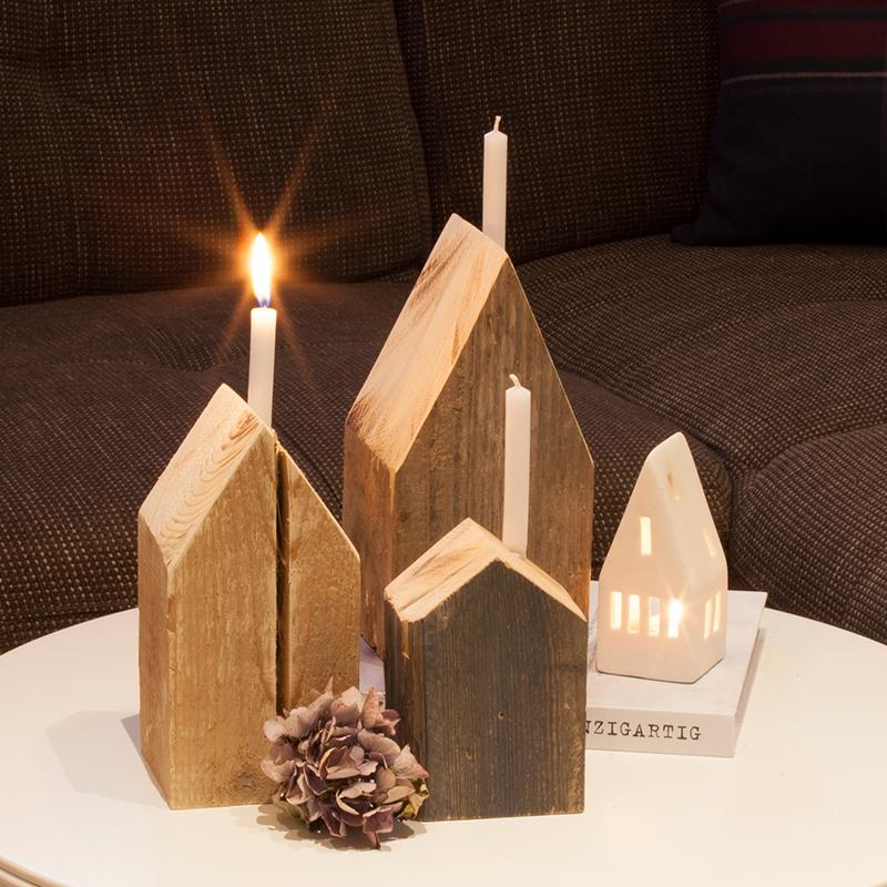 Kerzenhäuschen XXL
