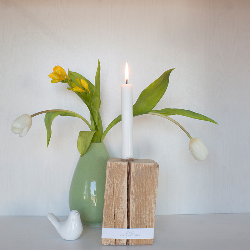 FÖRVANDLA - Kerzen-/ Teelichthalter L