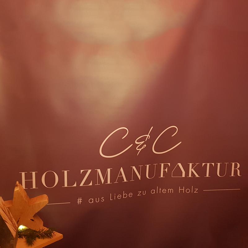 C&C HOLZMANUFAKTUR - # aus Liebe zu altem Holz