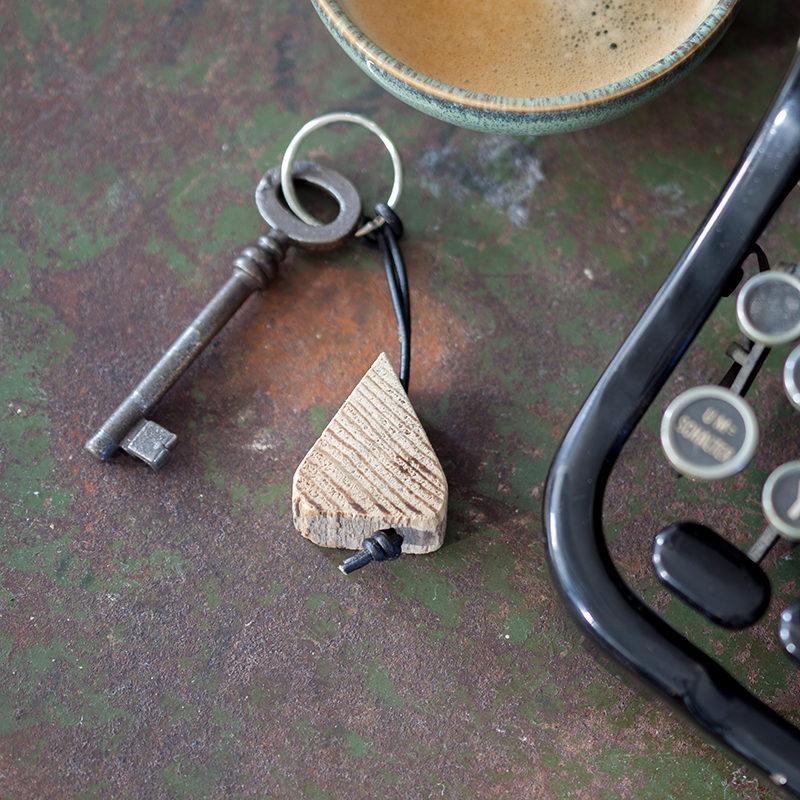 LYSEKIL - Schlüsselanhänger Natur