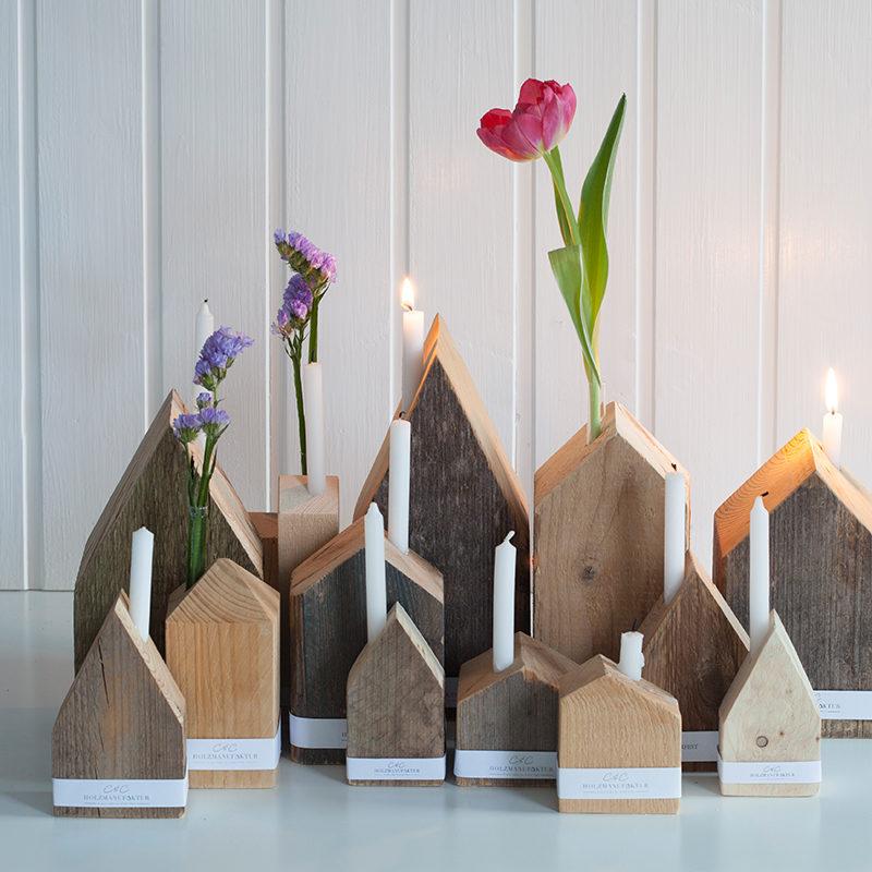 VINTERFEST - Kerzenhäuschen XXXL