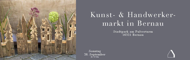 C&C HOLZMANUFAKTUR – Kunsthandwerkermarkt am Pulverturm am 26. September 2021